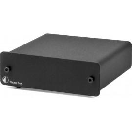PhonoBox Black  (MM-MC) Pro-Ject