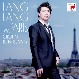 "Lang LANG - IN PARIS ""CHOPIN"" & ""TCHAIKOVSKY"" (2 LP)"