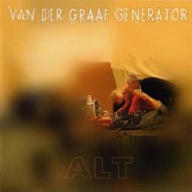 VAN DER GRAAF GENERATOR - ALT (LP)