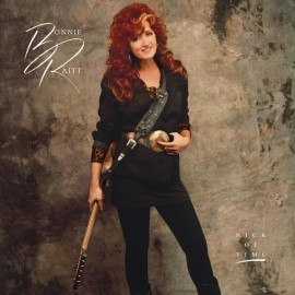 Bonnie RAITT - NICK OF TIME (LP)