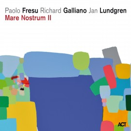 Paolo FRESU, Richard GALLIANO, Jan LUNDGREN - MARE NOSTRUM II (2 LP)