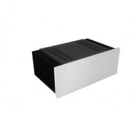 Minidissipante 3U-400x330 Alu silver 10 (1MNPDA03/33/400B)