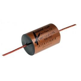 2,2uF - 630 vdc True Copper ATC MAX (selfhealing)