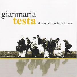 Gianmaria TESTA - DA QUESTA PARTE DEL MARE (CD)
