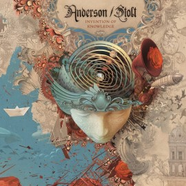 Jon ANDERSON and Roine STOLT - INVENTION OF KNOWLEDGE (2 LP)