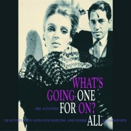 ONE FOR ALL - WHAT'S GOING ON? (LP)