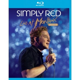 SIMPLY RED - LIVE AT MONTREUX 2003 (Blu-Ray Disc)