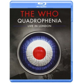 THE WHO - QUADROPHENIA LIVE IN LONDON 2013 (Blu-Ray Disc)