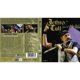 JETHRO TULL - LIVE AT MONTREUX 2003 (Blu-Ray Disc)