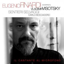 Eugenio FINARDI - IL CANTANTE AL MICROFONO (LP)