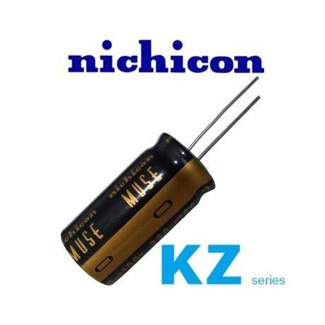 100uF - 25 Vdc Nich KZ Muse