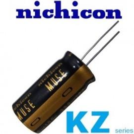 22uF - 50 Vdc Nich KZ Muse