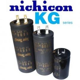 4700uF - 100 Vdc Nich KG Gold Tune
