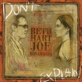 Beth HART & Joe BONAMASSA - DON'T EXPLAIN (LP)