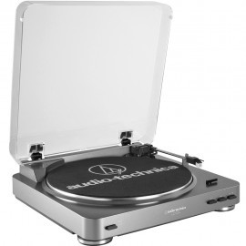 Giradischi AUDIO-TECHNICA AT-LP60 USB