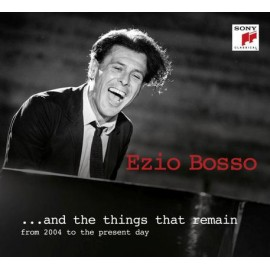 Ezio BOSSO - ...AND THE THINGS THAT REMAIN (2 CD + 1 DVD)