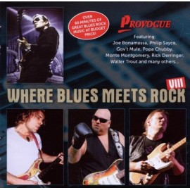 AA. VV. - WHERE BLUES MEETS ROCK Vol.8 (CD)