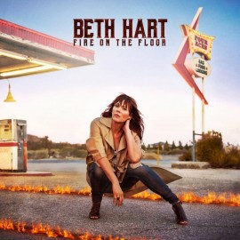 Beth HART - FIRE ON THE FLOOR (CD)