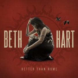 Beth HART - BETTER THAN HOME (CD)