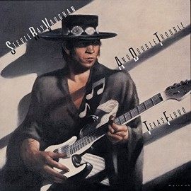 Stevie Ray VAUGHAN AND DOUBLE TROUBLE - TEXAS FLOOD (LP)