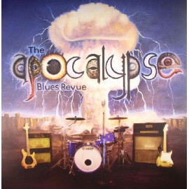 THE APOCALYPSE BLUES REVUE - APOCALYPSE BLUES REVUE (LP)