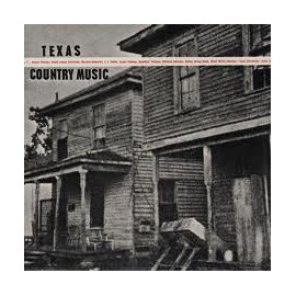 AA. VV. - TEXAS COUNTRY BLUES MUSIC VOL.1 (LP)