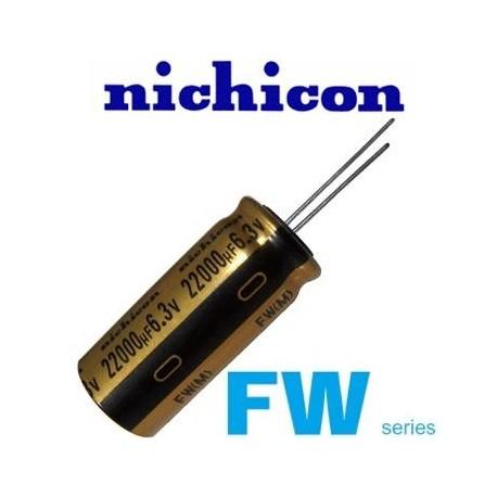 100uF - 16 Vdc Nich FW