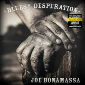 oe BONAMASSA - BLUES OF DESPERATION (2 LP)
