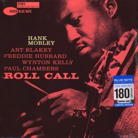 Hank MOBLEY - ROLL CALL (LP)