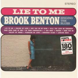 Brook BENTON - LIE TO ME (LP)