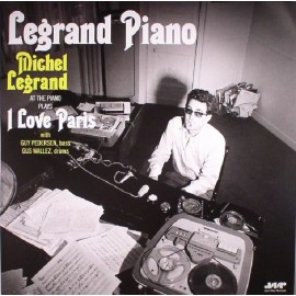 "Michel LEGRAND (piano) - LEGRAND PIANO ""I LOVE PARIS"" (LP)"