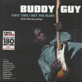 Buddy GUY - FIRST TIME I MET THE BLUES (LP)