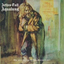 JETHRO TULL - AQUALUNG (The Steven WILSON Stereo Remix)