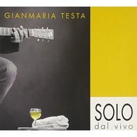 Gianmaria TESTA - SOLO dal vivo (CD)