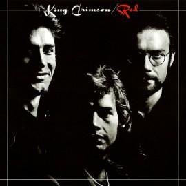 KING CRIMSON - RED (LP)