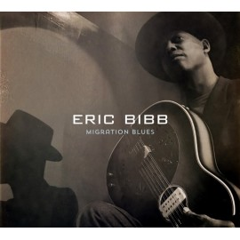 Eric BIBB - MIGRATION BLUES (CD)