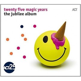 "AA. VV. - TWENTY FIVE MAGIC YEARS ""THE JUBILEE ALBUM"" (CD)"