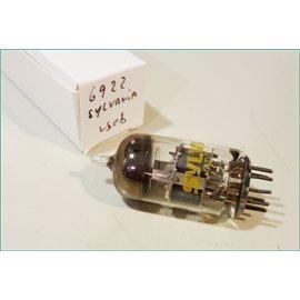 E88CC-6922 SYLVANIA NOS (tested by Audiokit V39)