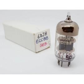 ECC88 - 6DJ8 GEB Single NOS (v58)