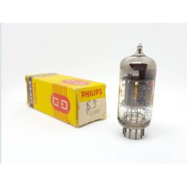 ECC83 - 12AX7 PHILIPS Miniwatt Single  NOS-NIB (v55)