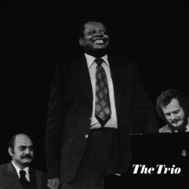 Oscar PETERSON TRIO - THE TRIO (LP)