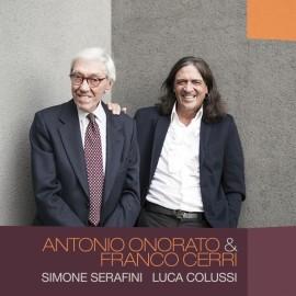 Antonio ONORATO & Franco CERRI - ANTONIO ONORATO & FRANCO CERRI (CD)