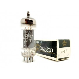 6CG7 - 6FQ7 Golden Dragon NOS-NIB Single (v16)