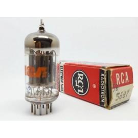5687 RCA USA NOS-NIB  Bronze Plates Singola ( v58)