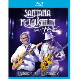 SANTANA & McLAUGHLIN - LIVE AT MONTREUX 2011 (BLURAY VIDEO)