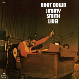 Jimmy SMITH - ROOT DOWN (LP)
