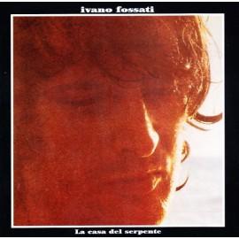 Ivano FOSSATI - LA CASA DEL SERPENTE (LP)
