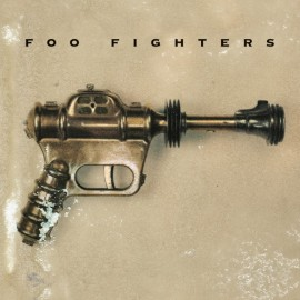 FOO FIGHTERS - FOO FIGHTERS (LP)