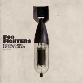 FOO FIGHTERS - ECHOES, SILENCE, PATIENCE & GRACE (2 LP)