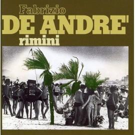 Fabrizio DE ANDRE' - RIMINI (LP)
